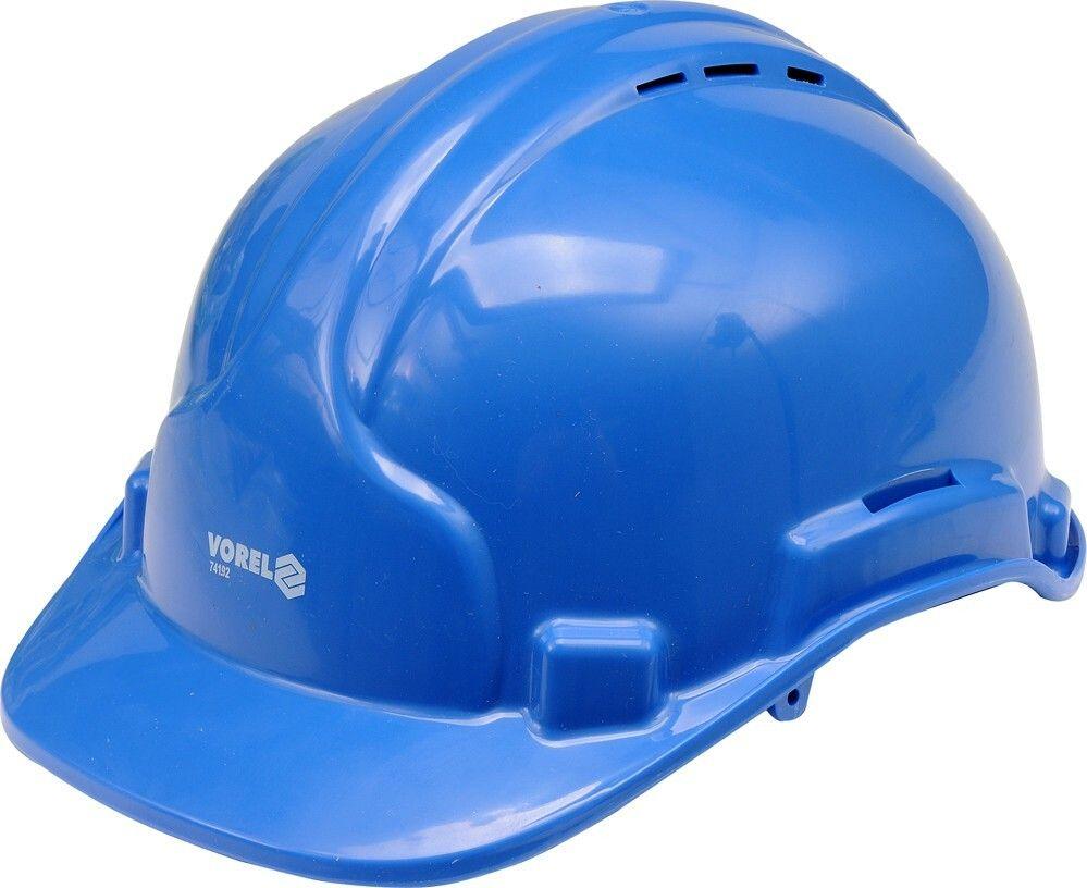 Ochranná přilba modrá VOREL