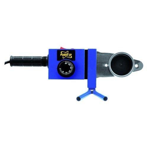 Svářečka polyfúzní na plast. roury 800W/1500W, 0-300°C, POWER UP, 78910