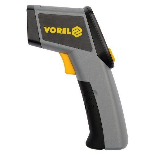 Bezdotykový infračervený teploměr, automatické vypínání, 10 pamětí, -50 až 650 °C, VOREL TOYA