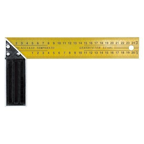 Úhelník truhlářský 250 mm TOYA