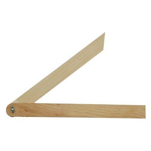 Úhelník 270 mm nastavitelný dřevěný TOYA
