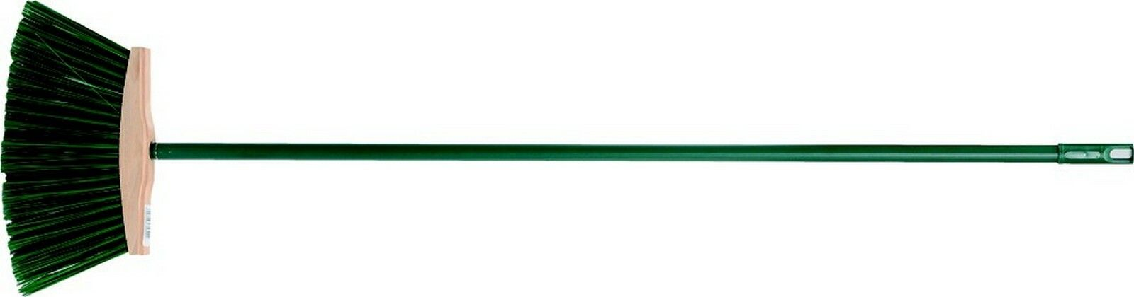 Smeták 250 mm PVC dlouhé štětiny s násadou TOYA