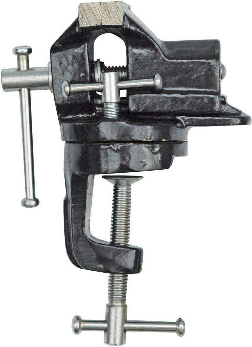 Svěrák stolní 40 mm otočný TOYA