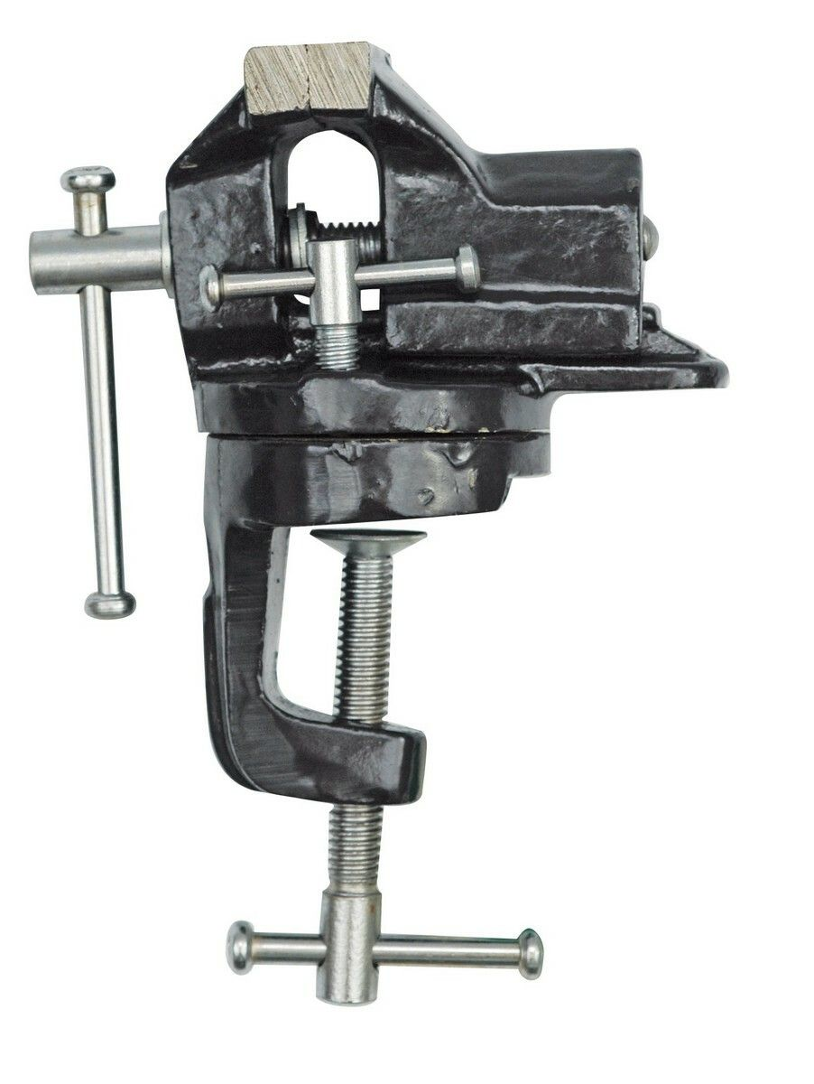 Svěrák stolní 50 mm otočný TOYA