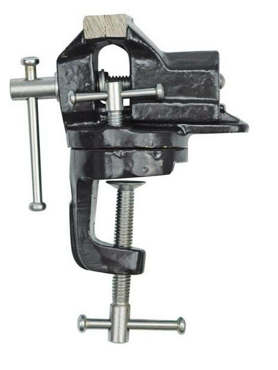 Svěrák stolní 75 mm otočný TOYA