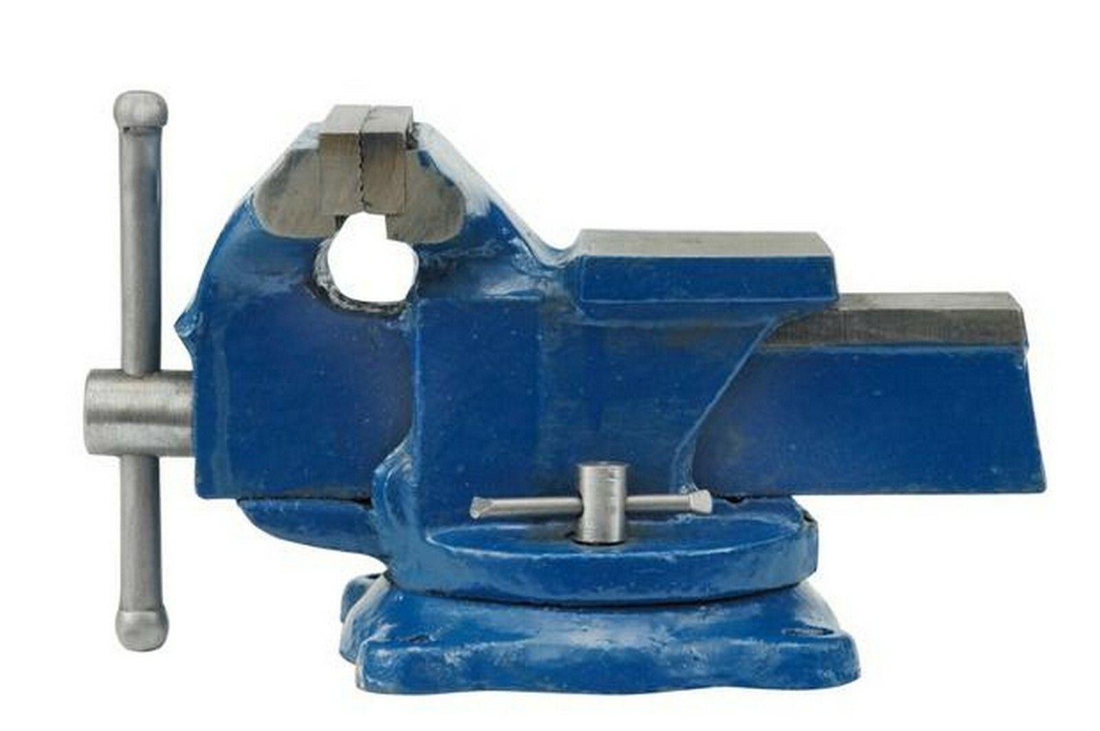 Svěrák zámečnický 125 mm otočný TOYA