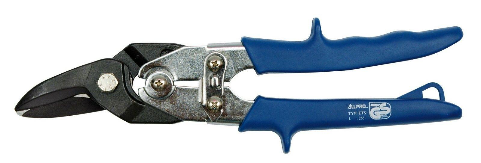 Nůžky na plech 255 mm pravé CrMo TOYA