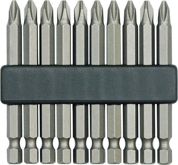 Bity křížové sada 10ks 1X50mm TOYA