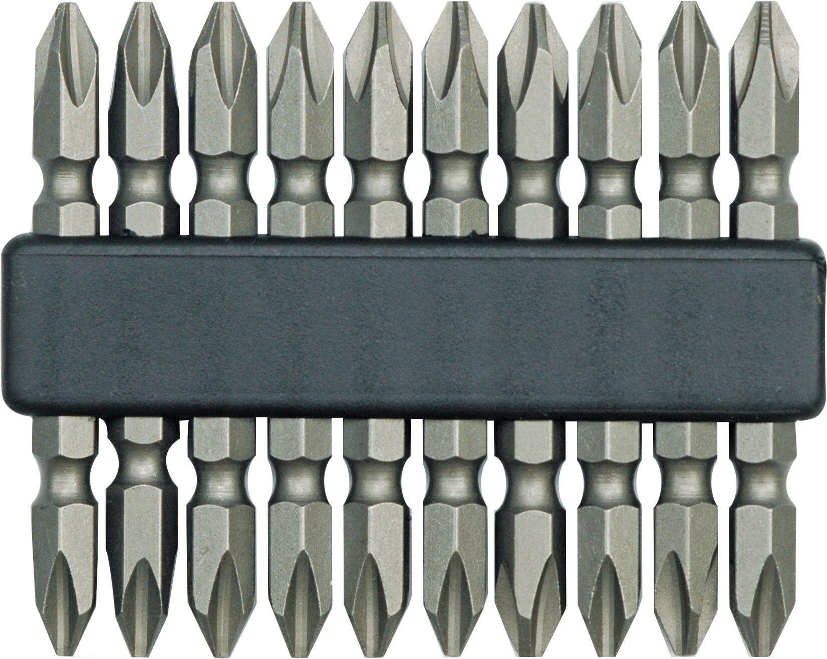 Bity křížové sada 10ks 2X60mm TOYA