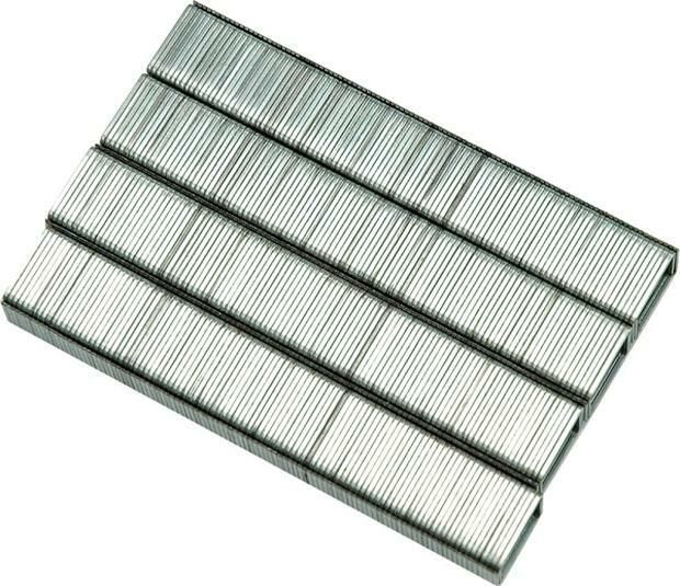 Spona do sešívačky 4 x 11,2 x 0,7 mm 1000 ks TOYA