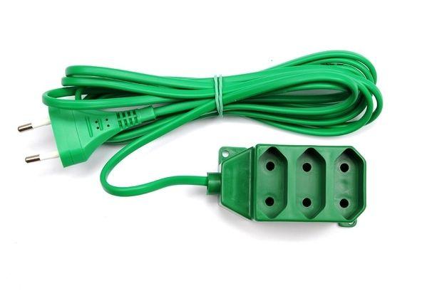 Kabel prodlužovací 3 m 3 zásuvky TOYA