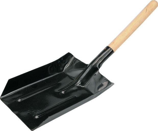 Lopatka na uhlí 550 x 180 mm TOYA