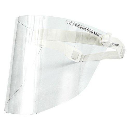 Štít ochranný polyuhličitanový na gumičku TOYA