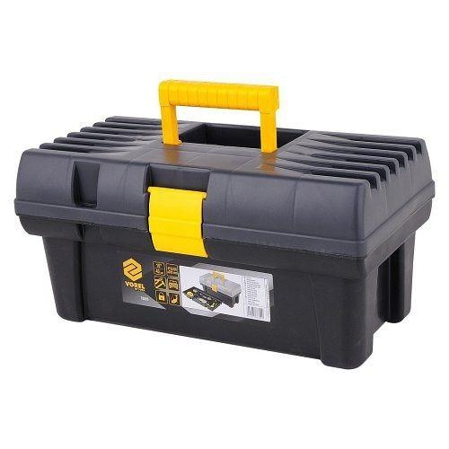 """Box na nářadí plastový 16""""  1 zámek TOYA"""