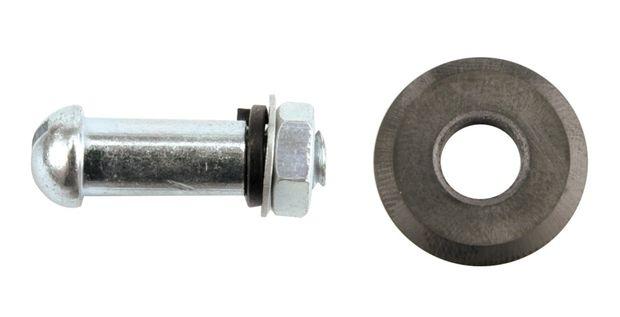 Kolečko výměnné se šroubem 16 x 6 x 3,0 mm TOYA