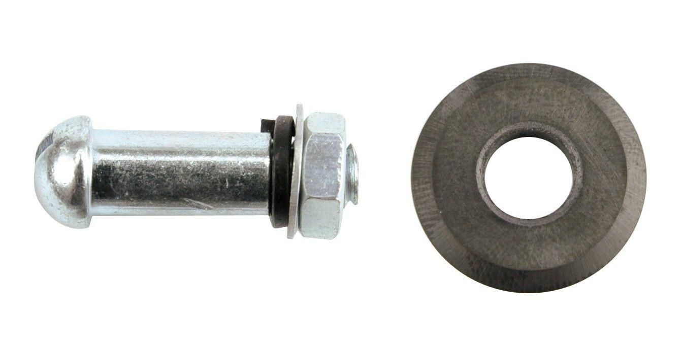 Kolečko výměnné se šroubem 22 x 6 x 2,0 mm TOYA