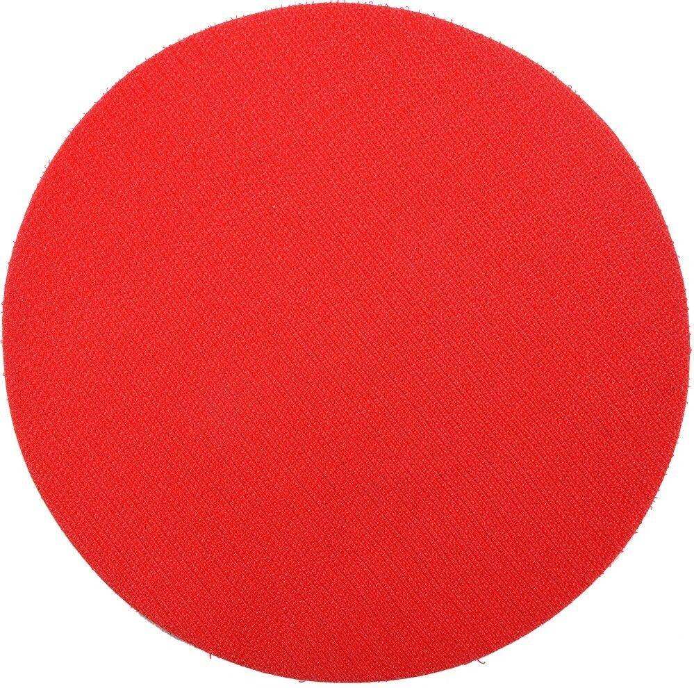 Suchý zip pro leštící/brousící talíř 125 mm, nalepovací TOYA