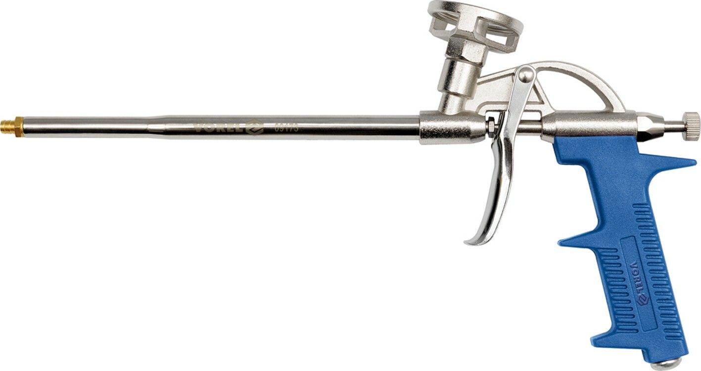 Pistole na montážní pěnu kov TOYA