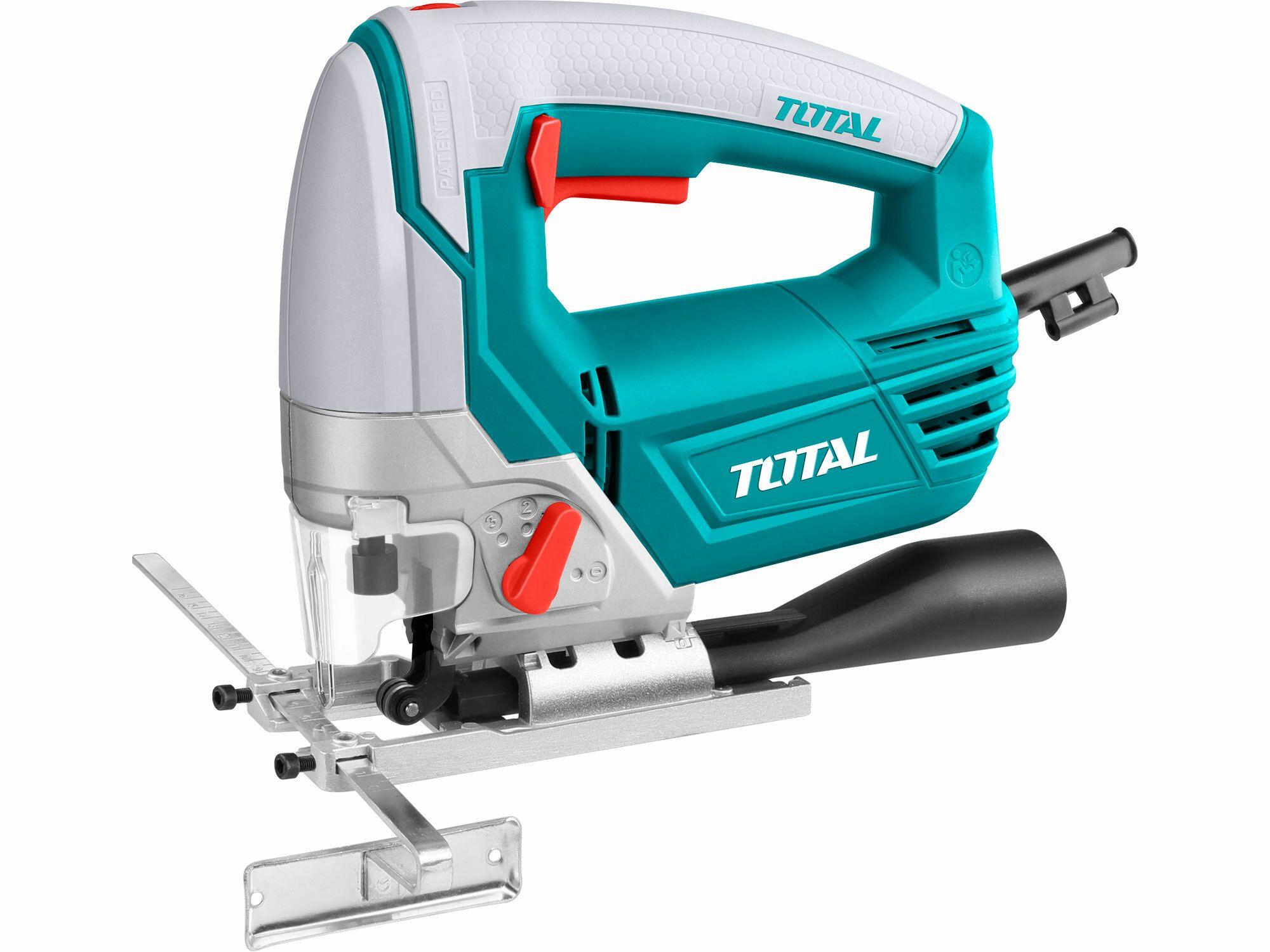 TOTAL TS2081006 Pila přímočará, 800W, industrial