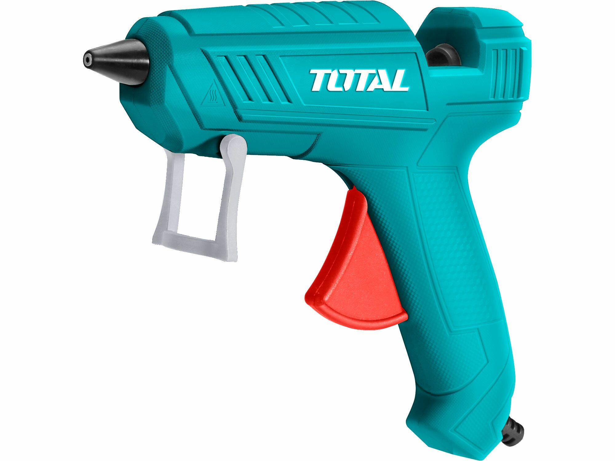 Pistole tavná lepící TOTAL-TOOLS
