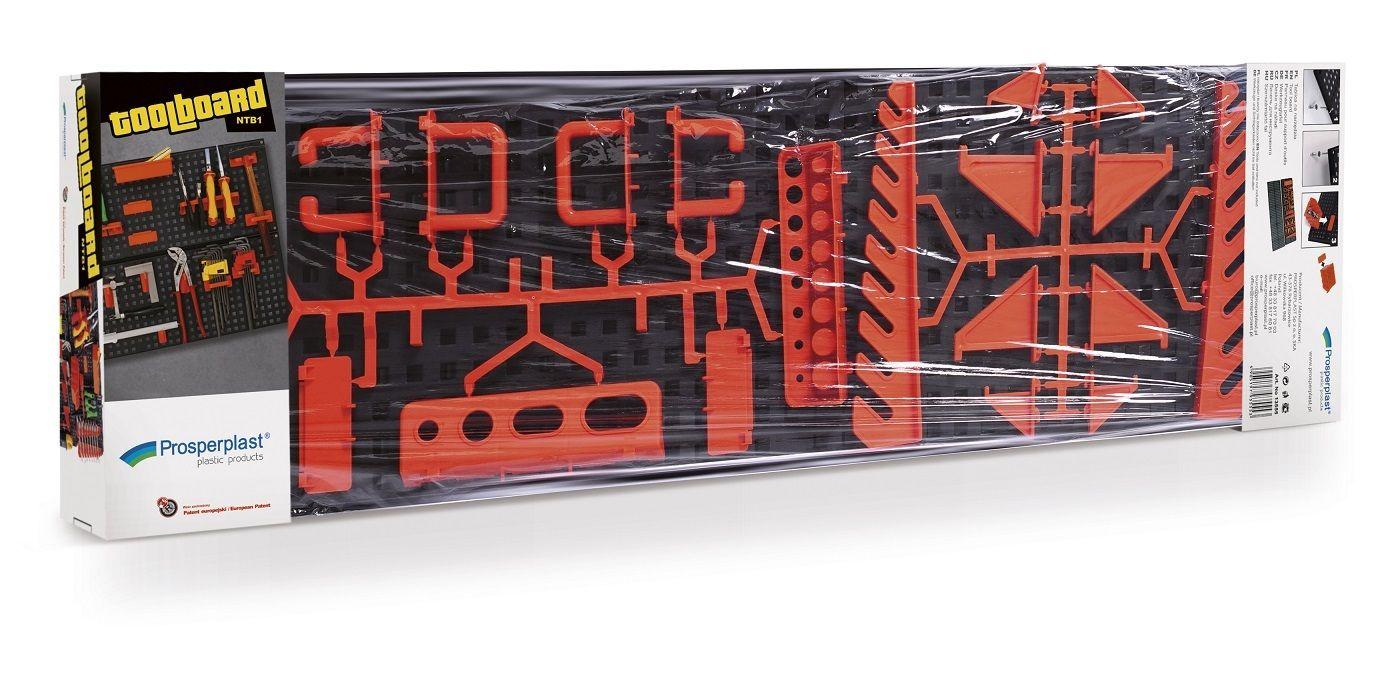 Závěsný panel na nářadí TOOLBOARD 800x80x240 PROSPERPLAST