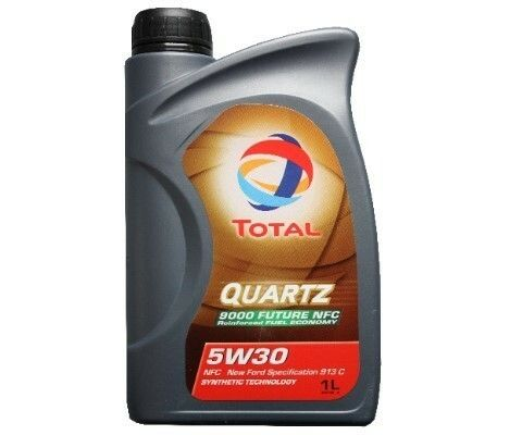 Fotografie Motorový olej Total QUARTZ FUTURE NFC 9000 5W-30 1L