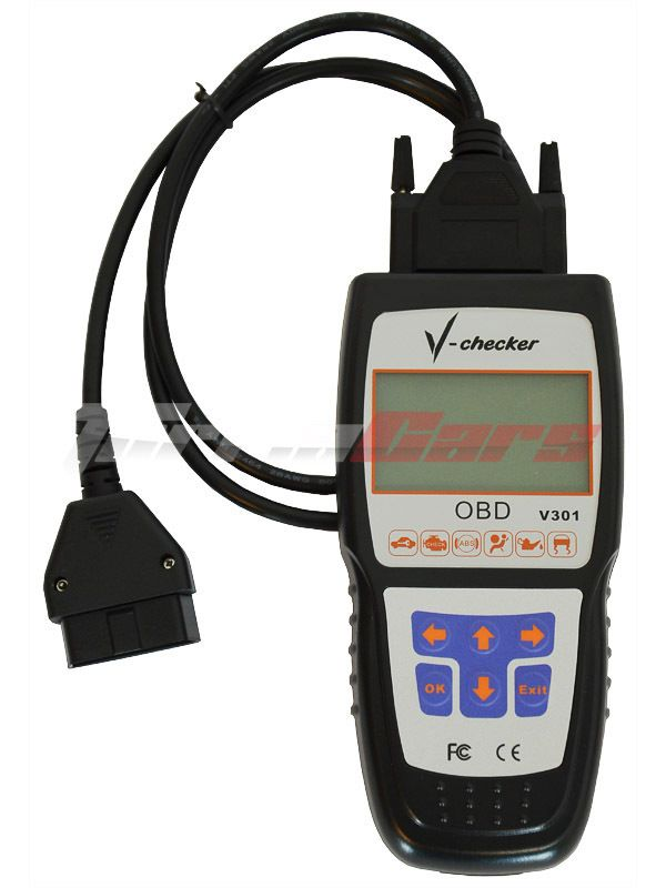 V301 V-checker profi diagnostika OBD2EOBD CZ SIXTOL