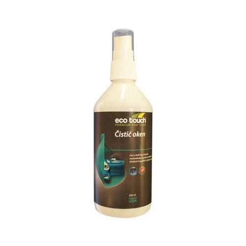 Čistič oken - 150 ml ECOTOUCH