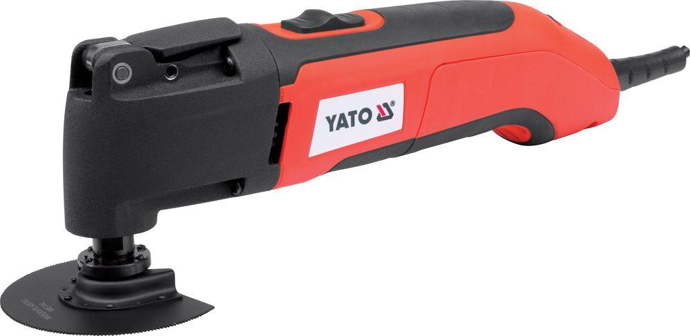Multifunkční oscilační nástroj , 15000-22000 ot/min, 300W YATO