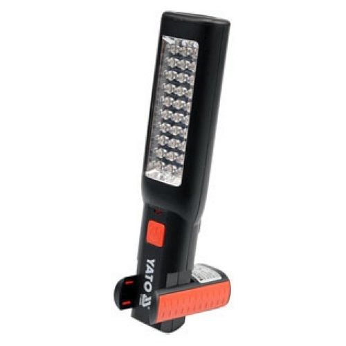 Lampa montážní 30/7 LED, bezpřívodová, 3,6V Ni-MH, YATO