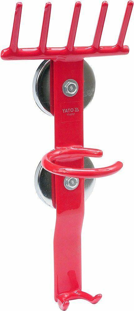 Držák pneumatického nářadí, magnetický YATO