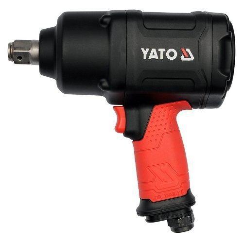 "Utahovák pneumatický 3/4"" 1630 Nm, TWIN HAMMER, YATO"