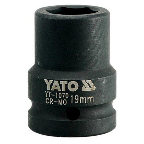 "Nástavec 3/4"" rázový šestihranný, 19 mm, CrMo, YATO"