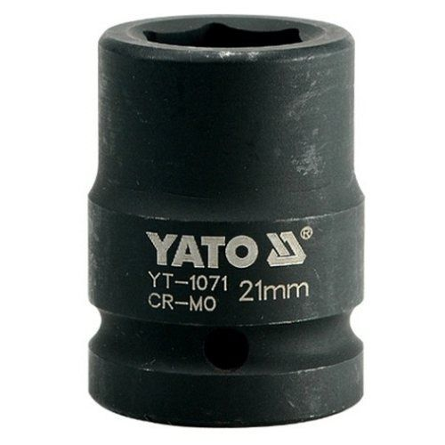 "Nástavec 3/4"" rázový šestihranný, 21 mm, CrMo, YATO"