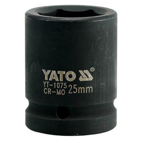 "Nástavec 3/4"" rázový šestihranný, 25 mm, CrMo, YATO"