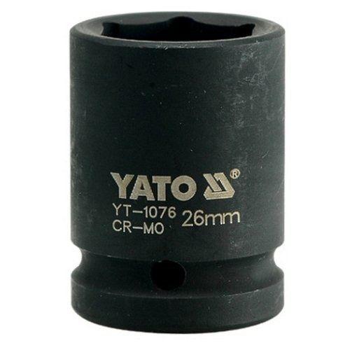 """Nástavec 3/4"""" rázový šestihranný, 26 mm, CrMo, TOYA YATO"""