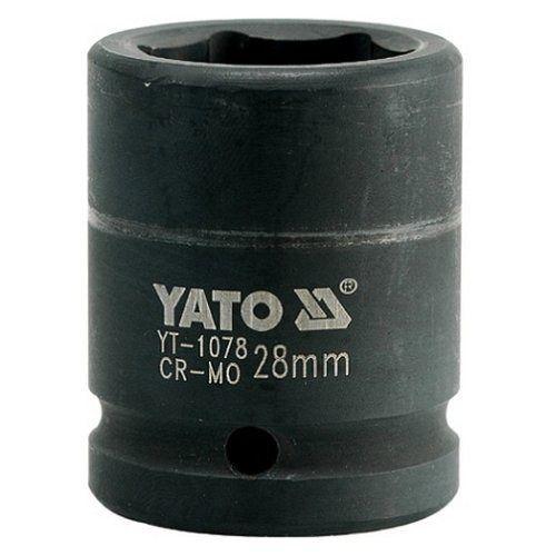"Nástavec 3/4"" rázový šestihranný, 28 mm, CrMo, YATO"