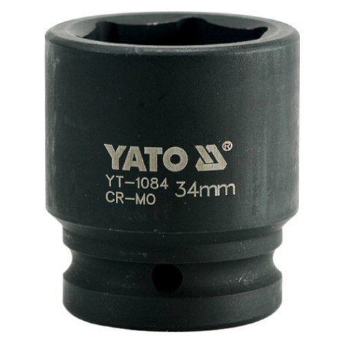 "Nástavec 3/4"" rázový šestihranný, 34 mm, CrMo, YATO"