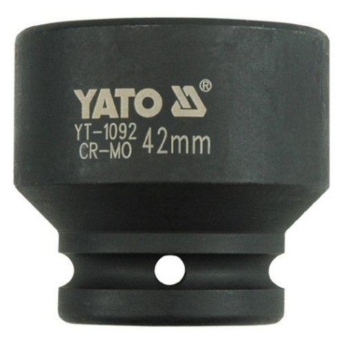 "Nástavec 3/4"" rázový šestihranný, 42 mm, CrMo, YATO"