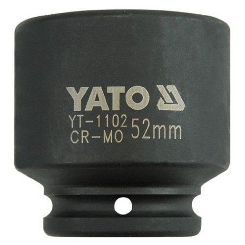 "Nástavec 3/4"" rázový šestihranný, 52 mm, CrMo, YATO"