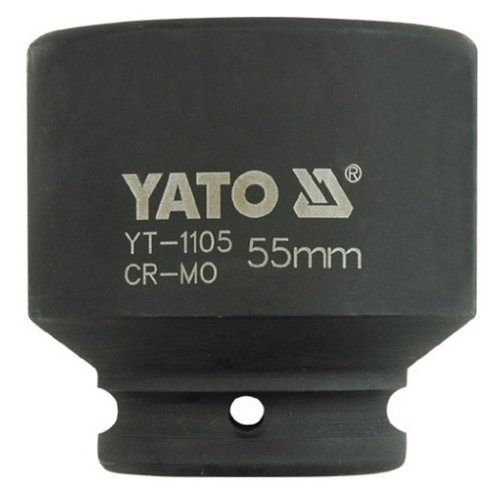"Nástavec 3/4"" rázový šestihranný, 55 mm, CrMo, YATO"