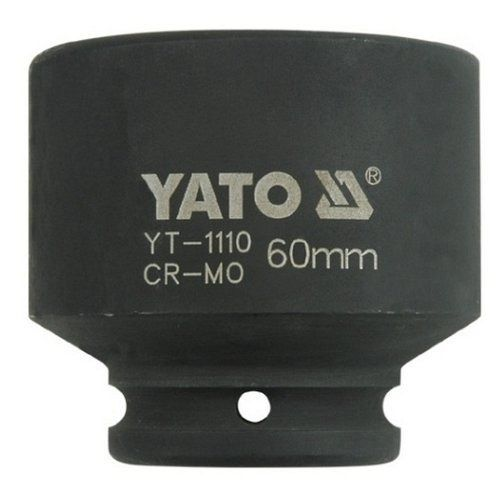 "Nástavec 3/4"" rázový šestihranný, 60 mm, CrMo, YATO"