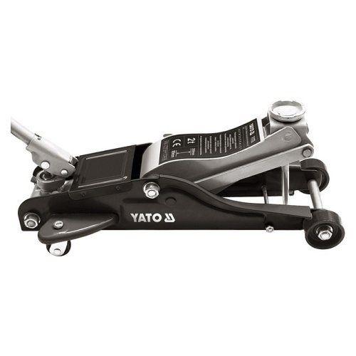 Hever pojízdný pístový hydraulický, 2,0t, YATO