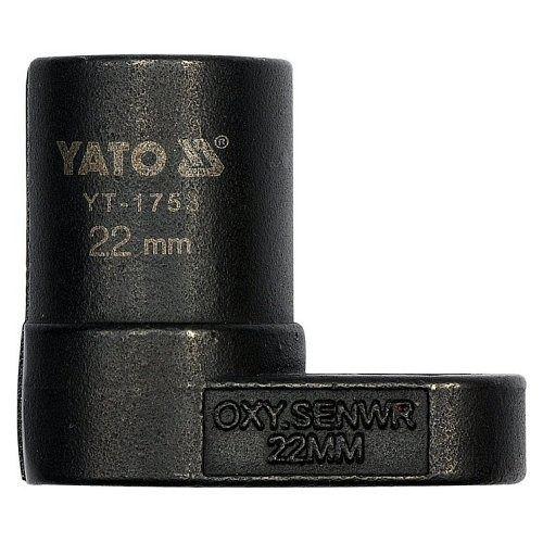 Klíč nástrčný na Lambda sondu YATO