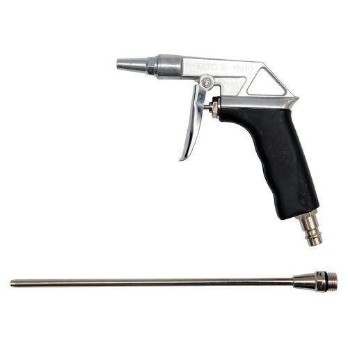 """Pistole na profukování dlouhá, 0,8Mpa ,1/4"""", YATO"""