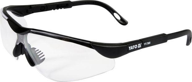 Ochranné brýle čiré typ 91659 YATO