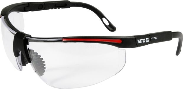 Ochranné brýle čiré typ 91708 YATO