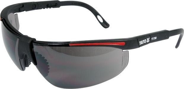 Ochranné brýle tmavé typ 91708 YATO