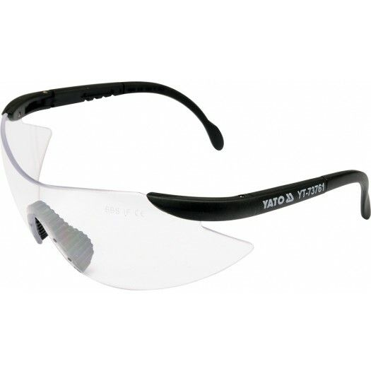 Ochranné brýle čiré typ B532 YATO