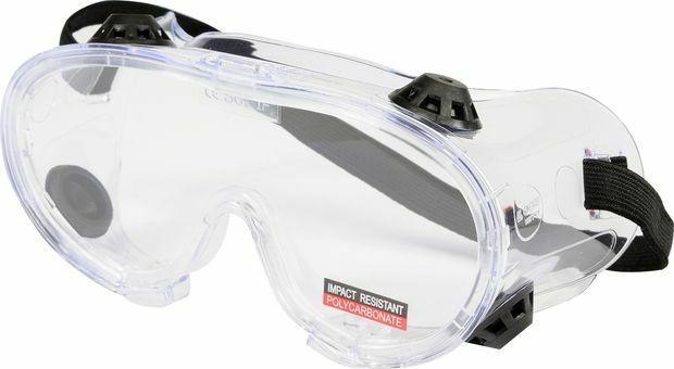 Ochranné brýle s páskem typ SG90B, YATO